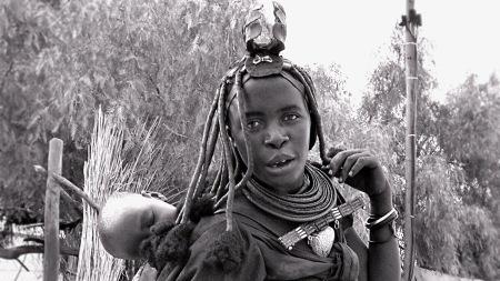Himba kvinde @ KirstenKKester.com