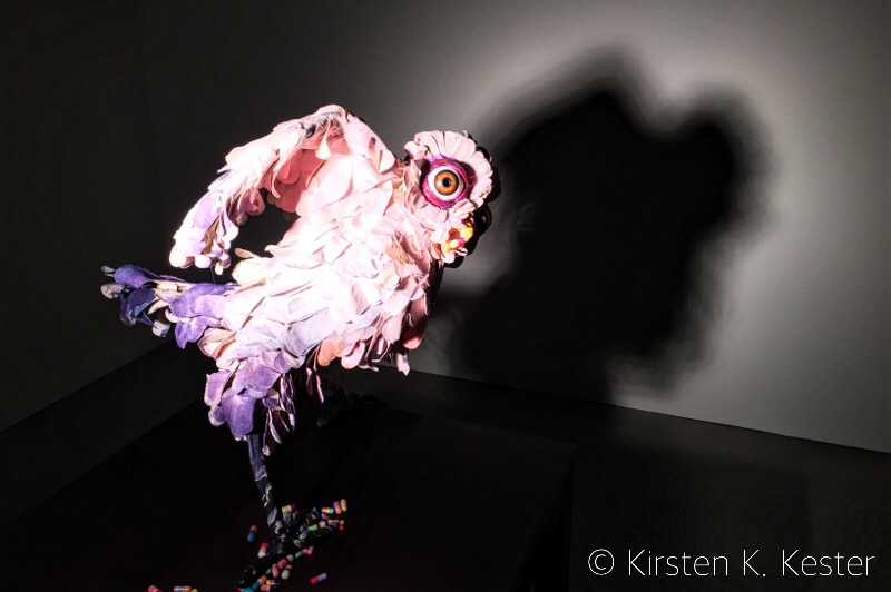 Nathalie Djurberg & Hans Berg © KirstenKKester.com | Kirsten K. Kester