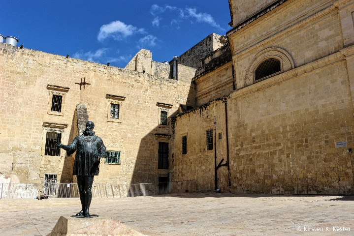 Jean Parisot de la Valletta © Kirsten K. Kester.com | Kirsten K. Kester