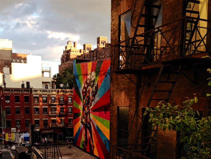 High Line in NYC © KirstenKKester.com | Kirsten K. Kester