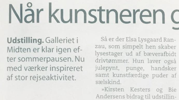 Herlev Bladet © KirstenKKester.com | Kirsten K. Kester
