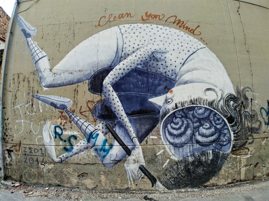 Siciliansk gadekunst © KirstenKKester.com | Kirsten K. Kester
