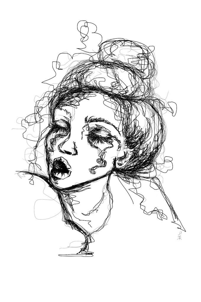 Tårepersende, The Cruelty of Stagnation/ Stilstandens grusomheder © KirstenKKester.com | Kirsten K. Kesteri