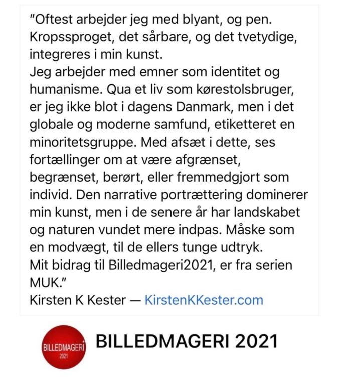 Txt 02 - Billedmageri 2021 © KirstenKKester.com   Kirsten K. Kester